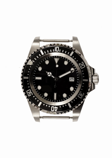 MWC Submariner SS not on Strap