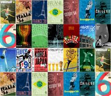 James Campbell Taylor  – plakat na mundial