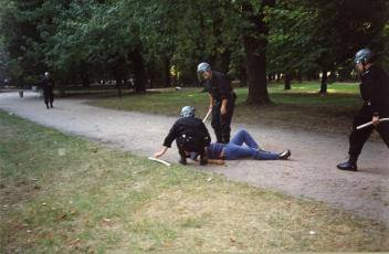 Park Saski 1999 / Stephan Peleman