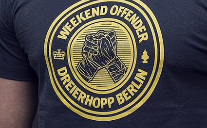 Dreierhopp x Weekend offender