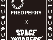 Fred perry spaceinvaders