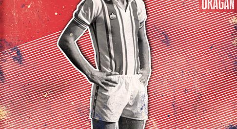 Marija Marković, plakaty gwiazd piłki z byłej Jugosławii i nie tylko