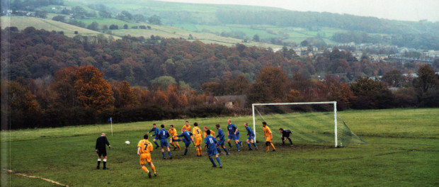 Hans van der Meer – European Fields. The Landscape of Lower League Football