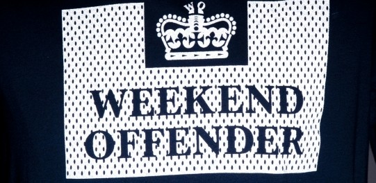 Weekend Offender – Reflective Collection