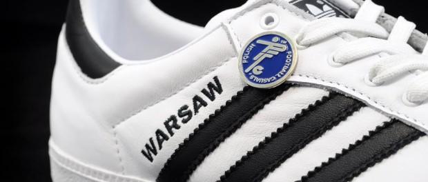 Adidas – Warsaw City Series, no prawie :)